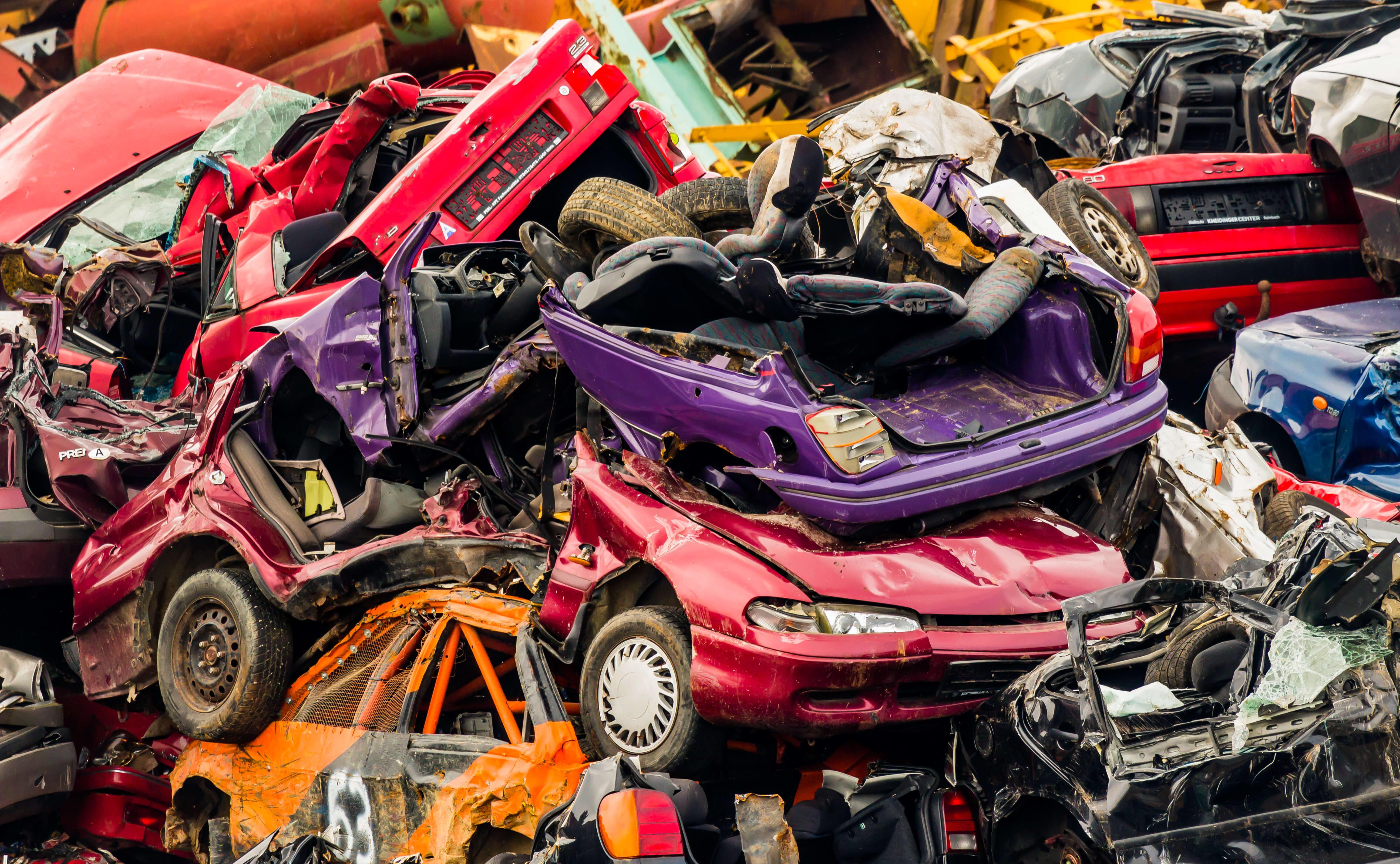 Bilvurdering af skrotbiler københavn